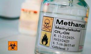 Отравление метиловым спиртом и его влияние на организм человека